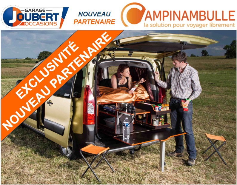 MALLE CAMPING UTILITAIRES
